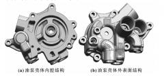 变速器润滑系统油泵壳体超声波清洗工艺